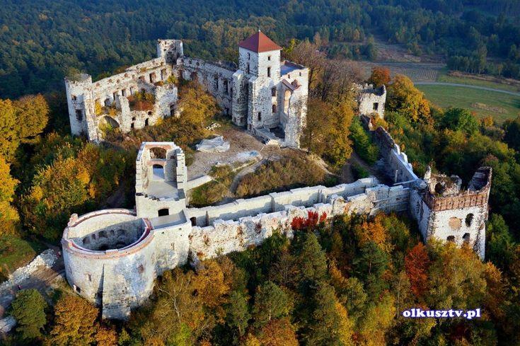 Zamek Tenczynek. Polska