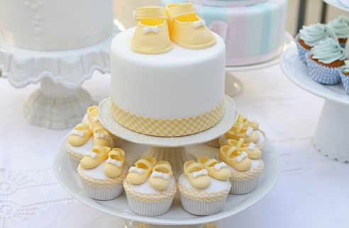 Il Baby Shower di California Bakery: una festa per coccolare le future mamme!!!