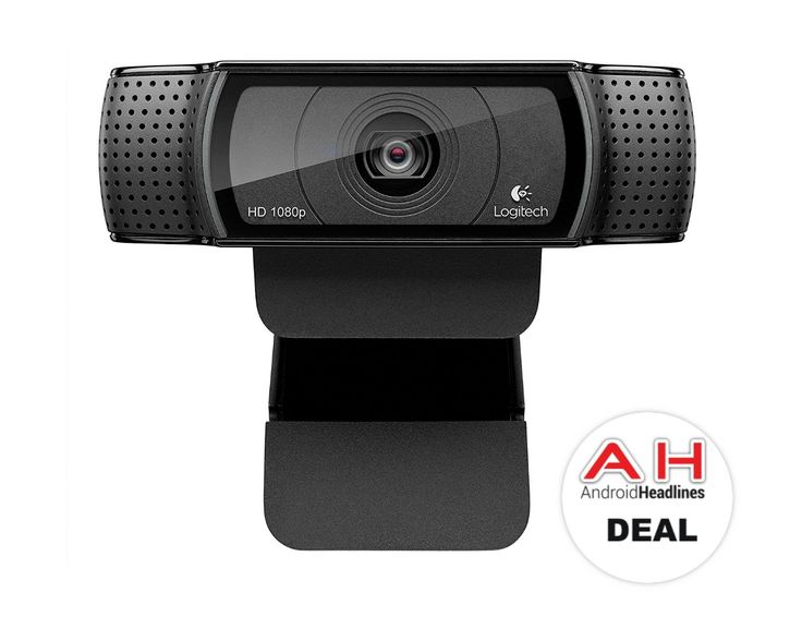 Deal: Logitech HD Pro Webcam C920 for $46 – 12/29/17 #Android #Google #news