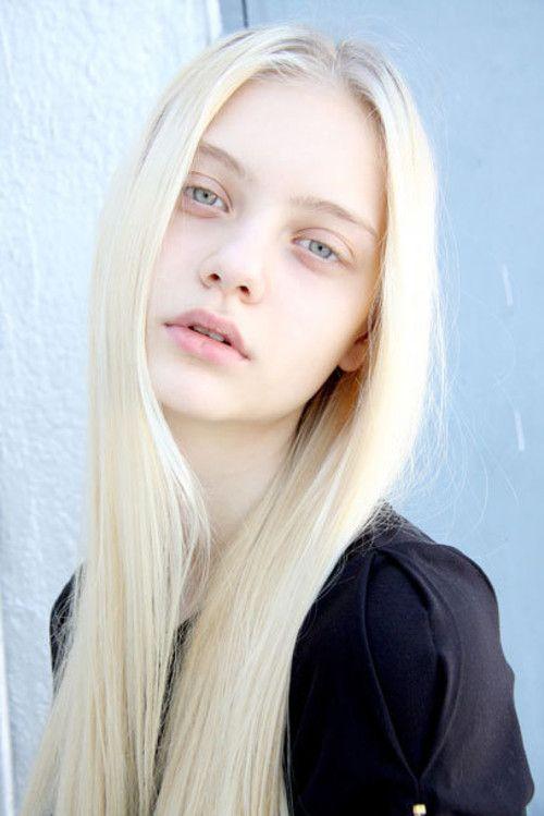 Albino pale white nude galleries pics