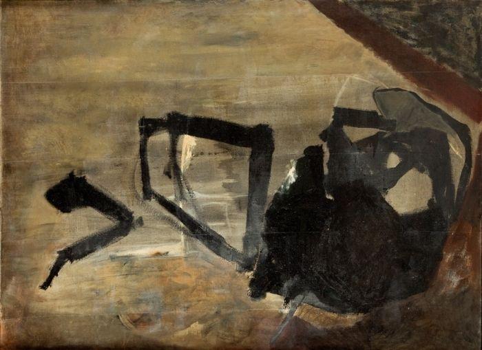 Teresa Pągowska - Przedmioty fruwające, 1959 r