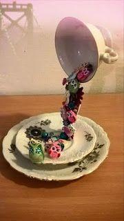 MarikaSusa : Leijuvat kahvikupit Flying cups