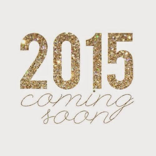 College, The Golden Years.: 2015 Goals! - New Years Resolutions!
