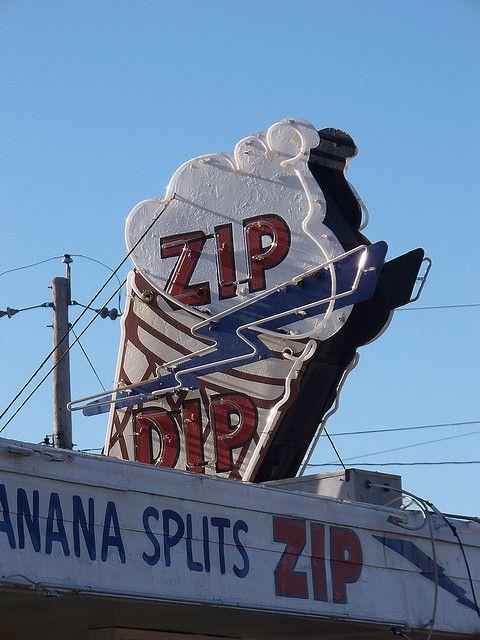 Zip Dip.....Cincinnati, Ohio.