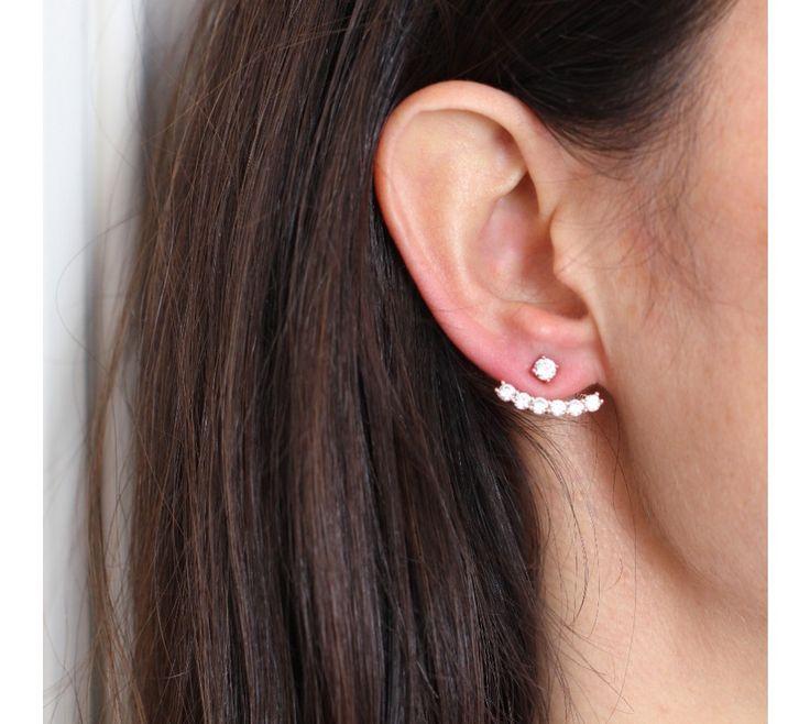 boucle d oreille portee a droite bijoux la mode. Black Bedroom Furniture Sets. Home Design Ideas