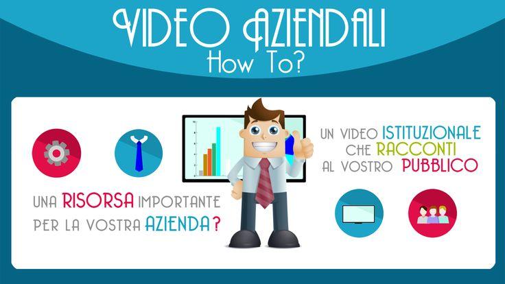 Video aziendali di successo: suggerimenti in #infografica
