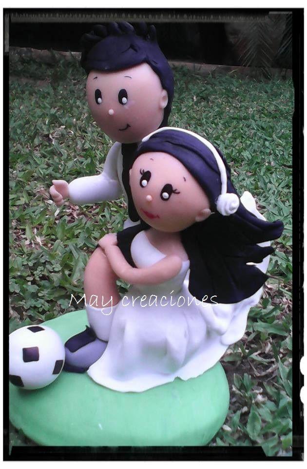 Novio futbolista
