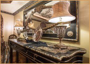 Gallery :: Custom Window Treatments :: Silk Floral Arrangements :: Home Decor :: Fine Furniture