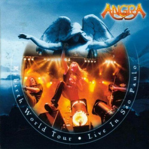 Angra - Rebirth World Tour - Live In Sao Paulo (2003) (DVD)