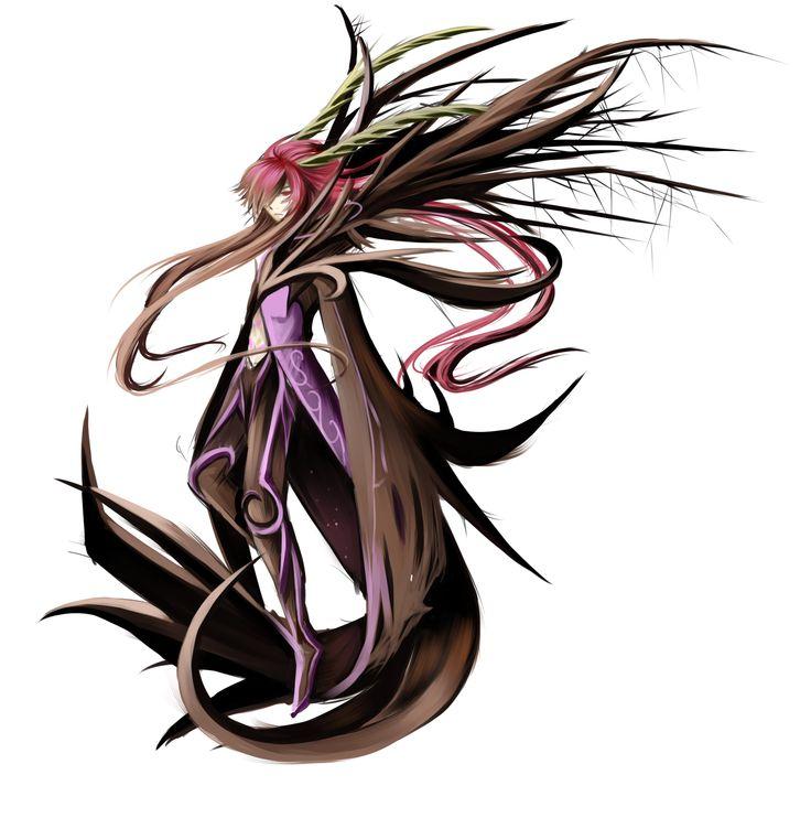 michael demon dragalge gijinka pokemon gijinka