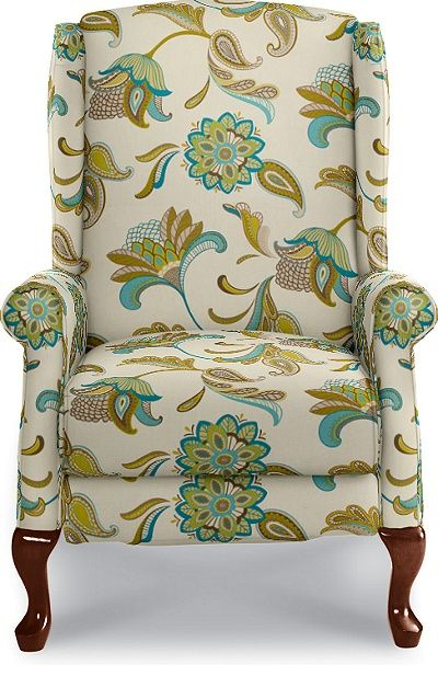Kimberly High Leg Recliner By La Z Boy Fabulous