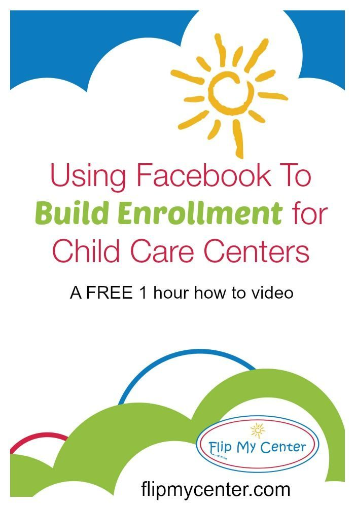 free facebook marketing training for child care centers