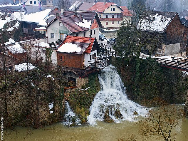 Slunj, Croatia.