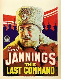 Emil Jannings mejor actor premiado por vez primera en una ceremonia de los Oscar, en 1928