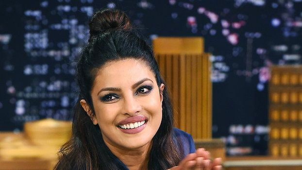 Watch Priyanka Chopra GetCompletely Smeared in Paint for Holi