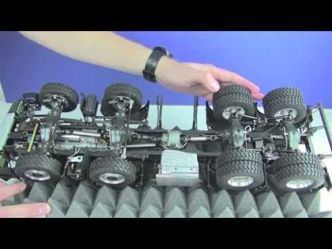 [RC] How It's Made - Tatra 813 KOLOS 8x8 1:10 Scale - YouTube