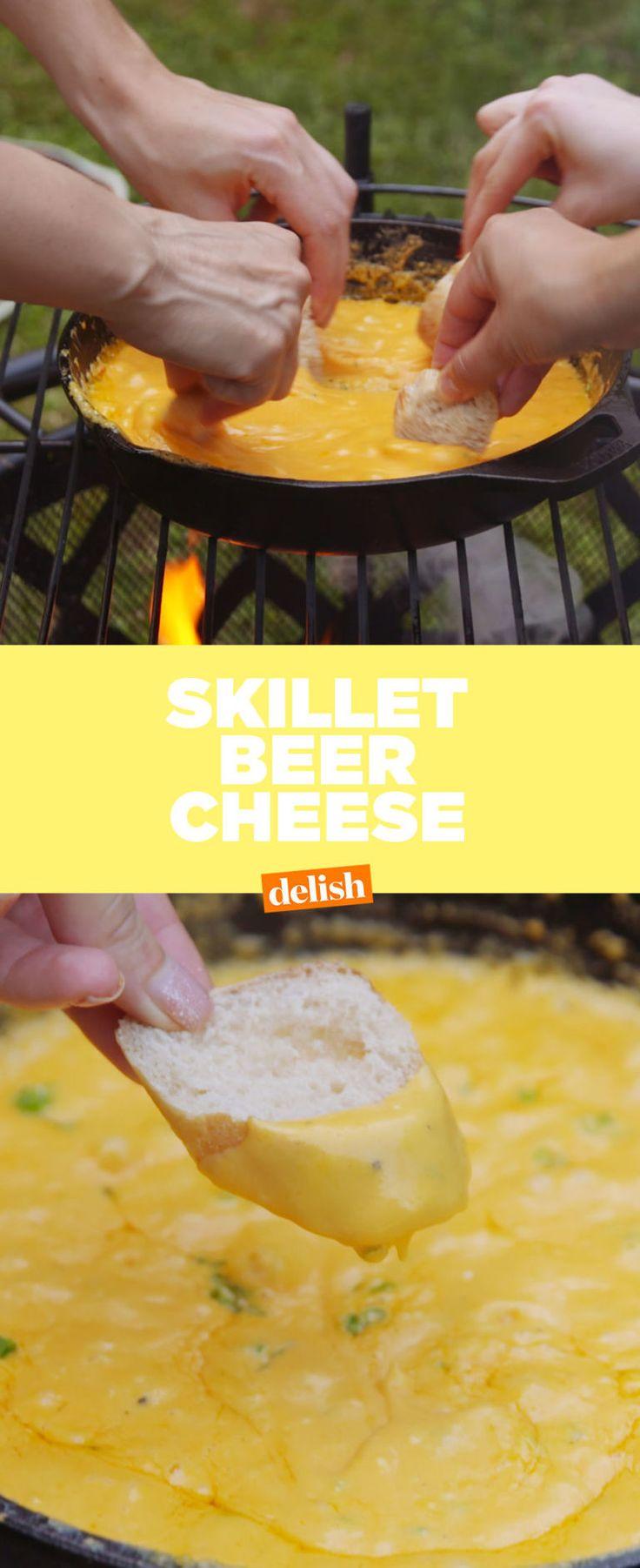 Skillet Beer Cheese