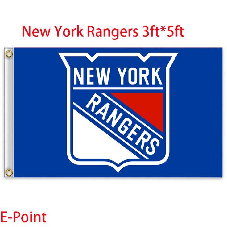 Нью-йорк рейнджерс сша национальной хоккейной лиги ( нхл ) флаг 3ft * футов