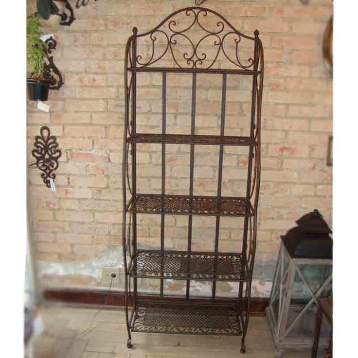 78 images about estante de ferro on pinterest antiques - Estantes para plantas ...