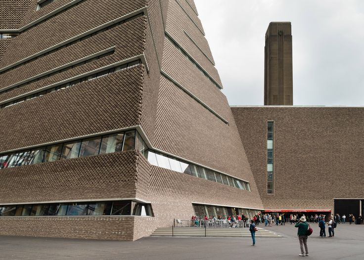 Tate Modern Switch House by Herzog & de Meuron opens