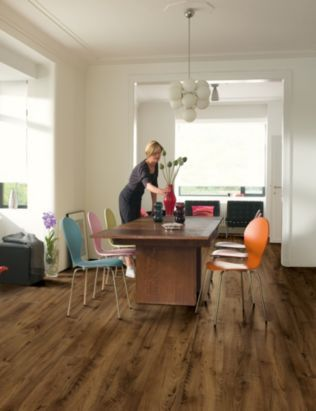 images of kitchen floors step espressivo light brown reclaimed chestnut 4638