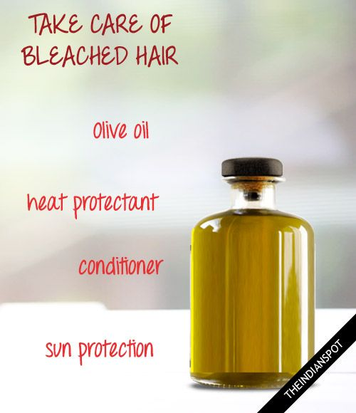 Bleaching your hair is an investment to say the least. Beyond the cost of actually...