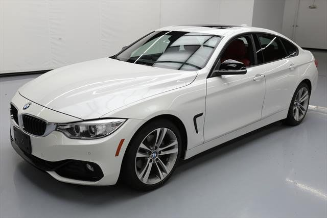 2015 Bmw 4 Series Base Hatchback 4 Door 2015 Bmw 428i Gran Coupe