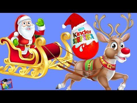 Surprise Eggs Christmas Songs For Children Christmas Songs For Kids Christmas Carols Christmas Songs For Kids Kids Songs Nursery Songs