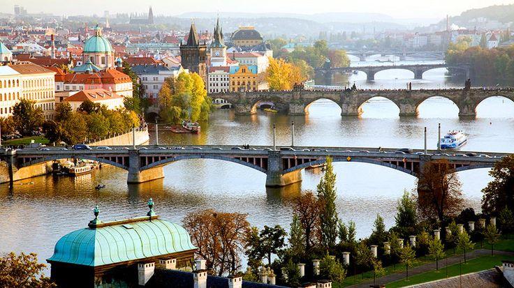 Prague, Czech RepublicEuropean Adventure, Vltava Rivers, Buckets Lists, Rivers T-Shirt, Prague Czech Republic, Places, Condé Nast, 10 Cities, Nast Travel