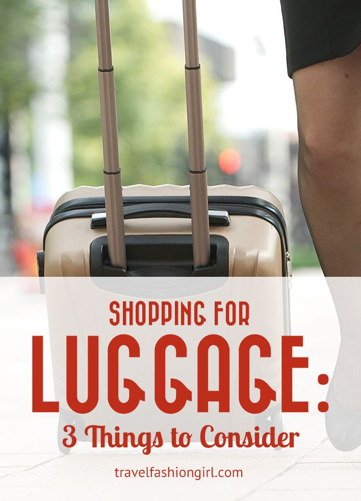 Hope you enjoyed this buying guide for the best luggage for travel abroad. Please share with your friends on Facebook, Twitter and Pinterest. Thanks for reading!