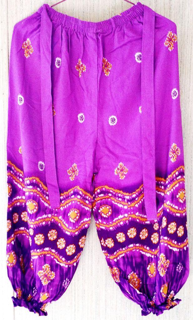 Batik Aladin 3/4 Pants  $18 Size : M