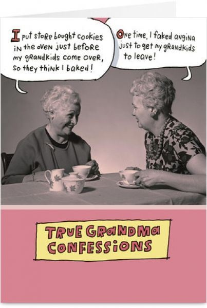 funny mothers day card sayings | Funny Grandmas Funny Mothers Day Greeting Card- Mothers Day Ecards ...