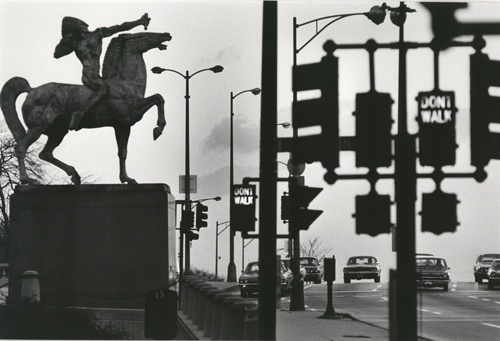 René Burri, Chicago, 1972