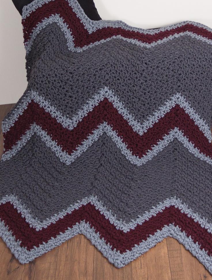 Mejores 12 imágenes de QUICK! CLASSIC AFGHANS [Crochet in 10 Hours ...