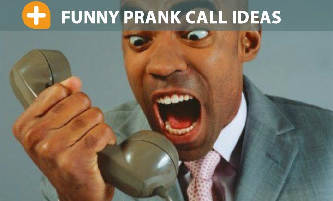 if you are bored, or you're feeling just a little lower, creating a prank call might be only the activity you're searching for to cheer you up. Laugh out loud playing prank calls on your friends and family without them knowning it is you