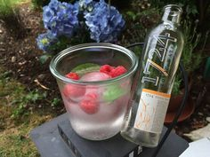 """Gin Mare mit 1724 Tonic Water als """"Summer Edition""""  #Drink #Gin #Gin Tonic #Mixology"""