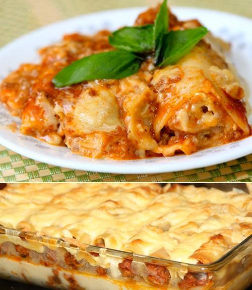 Ricette al Forno: Cannelloni Ripieni