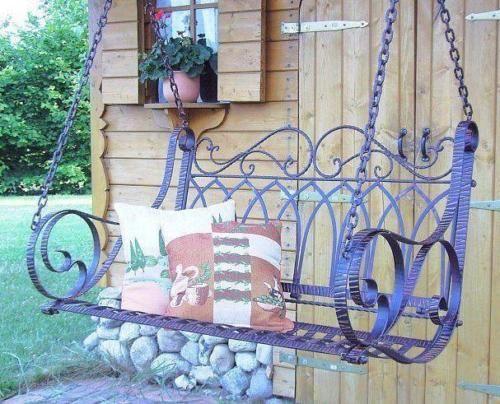 M s de 1000 ideas sobre columpios de jard n en pinterest for Balancin jardin barato