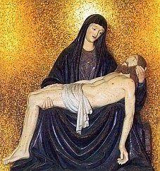 Puntadas marianas: Nuestra Señora del Asno