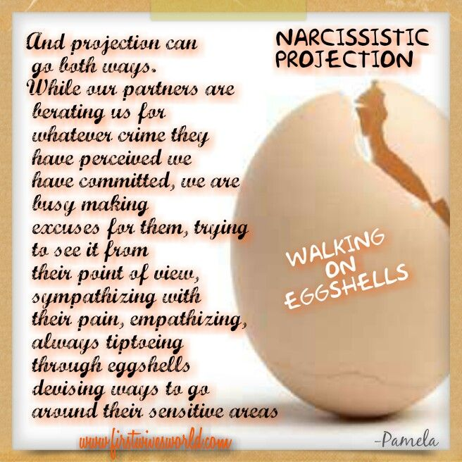 narcissistic projection So many of my clients who have had the misfortune of being in a romantic relationship with a narcissist most definitely possess the qualities of high emotional iq by that i mean, often targets of malignant narcissists imbue the highly sought after qualities of authenticity, integrity, compromise, accountability,.