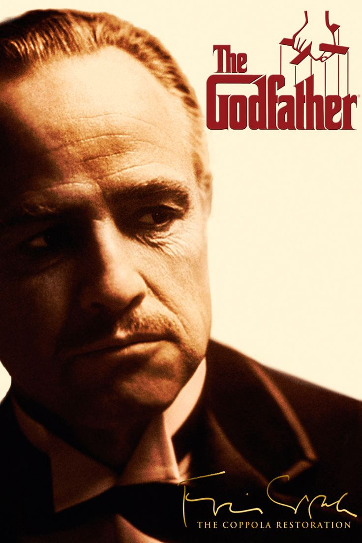 The Godfather - For some reason, in our family, at least with my dad and me, we watched this every thanksgiving night.