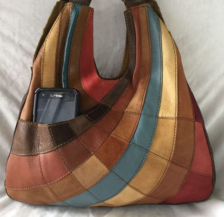 Lucky Brand Hobo Shoulder Bag Nice Clean In Clothing Shoes Accessories Vintage Italian Leather Handbags
