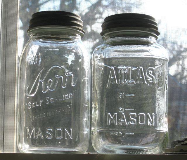 vintage mason jars - Google Search