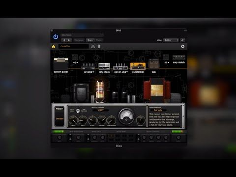Positive Grid BIAS FX Guitar Effects App Pedalboards in the Cloud | Gearjunkies.com