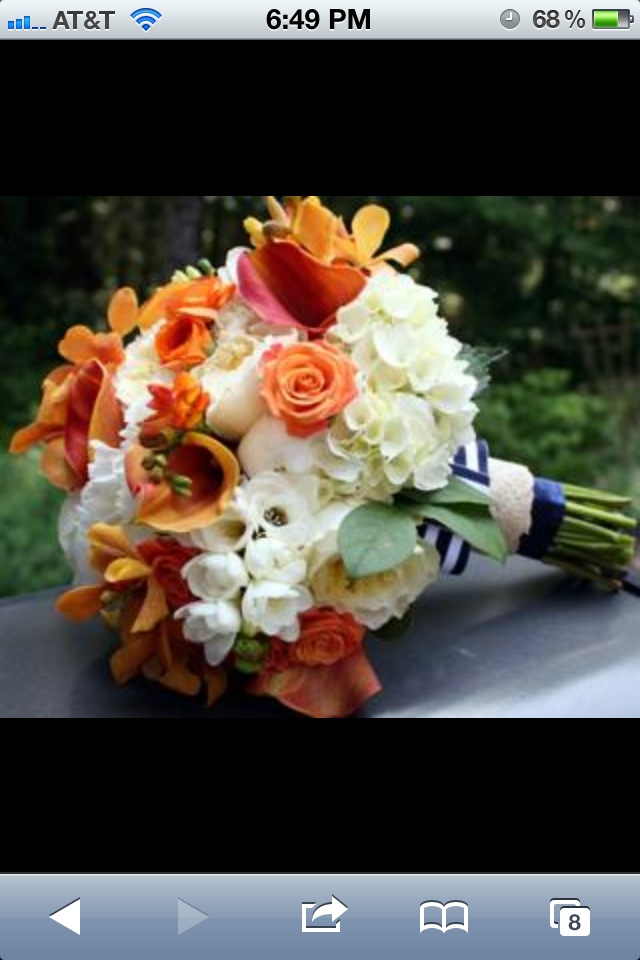 wedding flowers bouquet 25 best orange coral wedding flowers images on 9540
