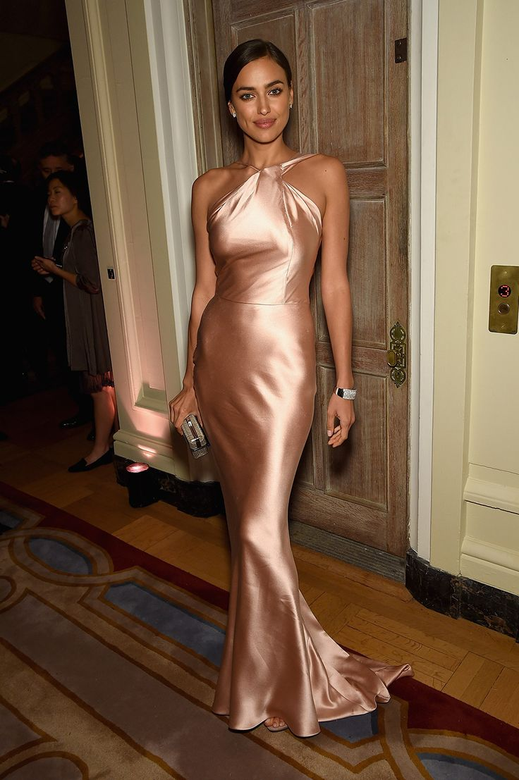 No room for manoeuvre abd requires a slim figure  but...fashion irina shyak party beige dress silk dior inspiration