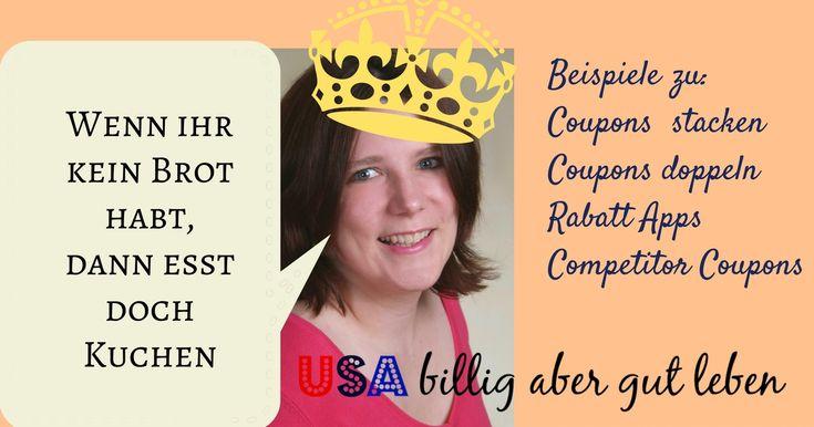 Interessantes zum Couponen in den USA erklärt an einem Beispiel http://usabilligabergutleben.blogspot.com/2014/11/wenn-ihr-kein-brot-habt-dann-esst-doch.html