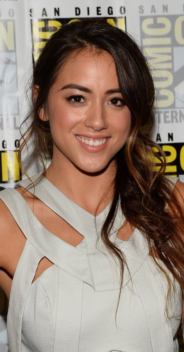 "Chloe Bennet, Actress: Agents of S.H.I.E.L.D.. Chloe Wang was born to a Chinese father and American mother in Chicago, USA. She moved to Beijing to pursue a singing career. While she was there, she studied Mandarin, learned the demands of international pop stardom and released her debut single, ""Uh Oh"", in both English and Mandarin. She then moved to Los Angeles where, amongst other projects, she worked with Nick Cannon and Aaron Fresh on a ..."