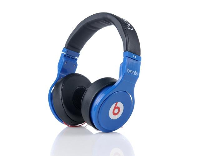 Monster Beats By Dr. Dre Pro Diamond High Performance Blue