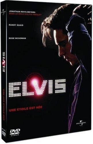 Universal Elvis: The Early Years (Jonathan Rhys Meyers, 2005) - Region 2 PAL, English audio andamp